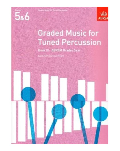 Graded Music for Tuned Percussion III