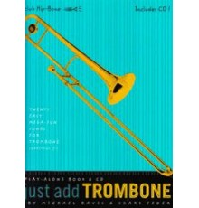 Just add Trombone   CD
