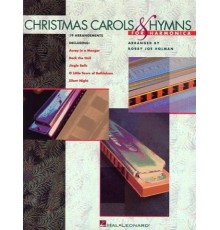 Christmas Carols & Hymns for Harmonica