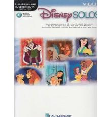 Disney Solos for Violin/ Audio Online