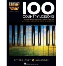 100 Country Lessons   2 CD