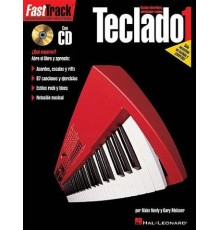 Fast Track Teclados 1 Book Online Audio