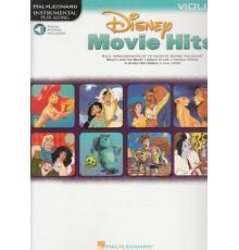 Disney Movie Hits Violin/ Book Online