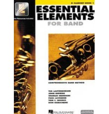 Essential E. for Band Book 1 Bb Clarinet