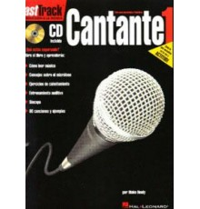 Fast Track Cantante 1   CD