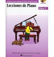 Lecciones de Piano Libro 2/ Book Online