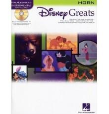 Disney Greats Horn/ Audio Access Include
