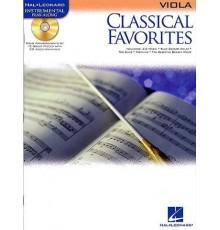 Classical Favorites Viola   CD