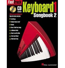 Fast Track Keyboard 1: Songbook 2