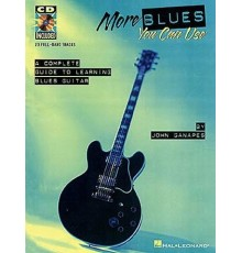 More Blues. You Can Use   CD. A Complete