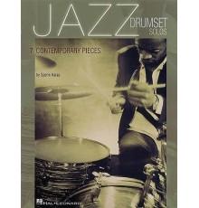 Jazz Drumset Solos:7 Contemporary Pieces