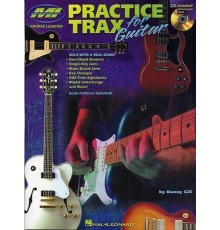 Practice Trax for Guitar   CD