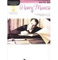 Henry Mancini Alto Sax   CD