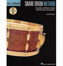 Snare Drum Method   CD