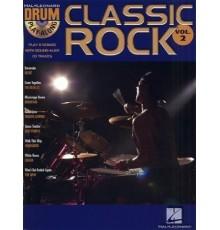 Drum Play Along Vol. 2 Classic Rock   CD
