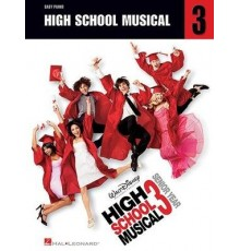 *Disney High School Musical 3. Easy Pian