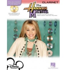 *Disney Hannah Montana/Clarinet   CD