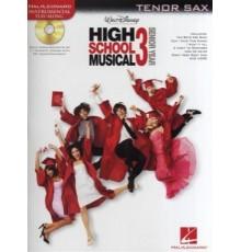 *Disney High School Musical 3   CD/Sax t