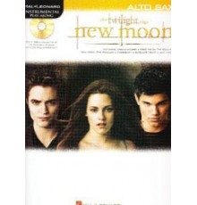 The Twilight Saga New Moon Alto Sax   CD