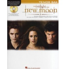 The Twilight Saga New Moon Tenor Sax   C