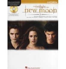 The Twilight Saga New Moon Horn   CD