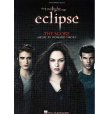 Eclipse Twilight The Scores Easy Piano S