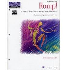 Romp! Digital Keyboar Ensemble for Six P