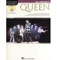 Instrumental Play-Along Queen Clarinet