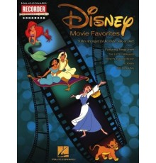 Disney Movie Favorites Recorder
