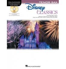 Disney Classics Tenor Sax   CD