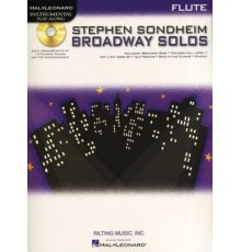 Broadway Solos Flute   CD