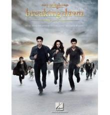 Twilight Saga Breaking Dawn Part 2 Piano