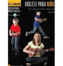 Ukelele para Niños/ Acceso Audio