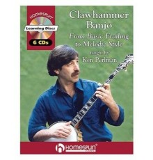 Clawhammer Banjo   6CD