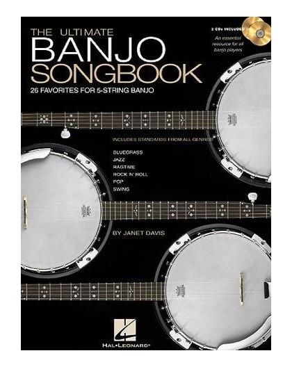 The Ultimate Banjo Songbook   CD