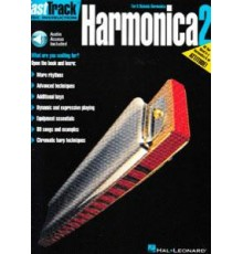 FastTrack Harmonica 2   Audio Acces Incl