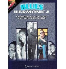 Blues Harmonica   CD