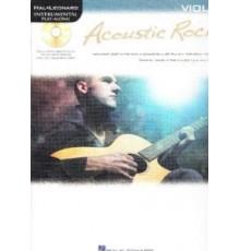 Acoustic Rock Viola   CD