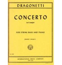 Concerto in A Major/ Red.Pno