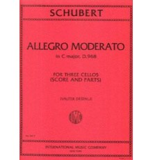 Allegro Moderato in C Major, D. 968