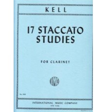 17 Staccato Studies