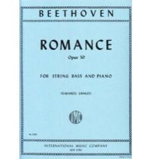 Romance Op. 50