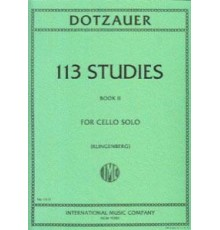 113 Studies Volumen II