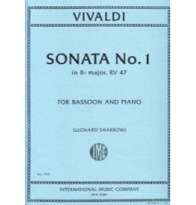 Sonata Nº 1 in Bb Major, RV 47