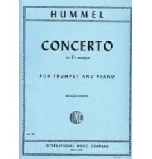 Concerto Eb Major/ Red. Pno.