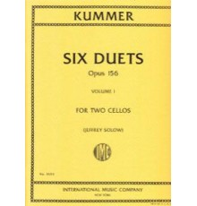 Six Duets Op. 156 Vol. I