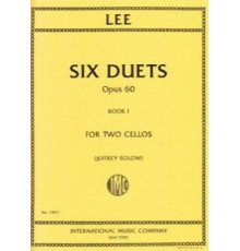 Six Duets Op. 60 Book I
