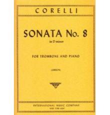 Sonata Nº 8 in D minor