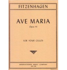 Ave Maria Op. 41