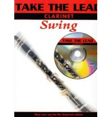 Take The Lead Clarinet Swing   CD